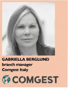 Gabriella Berglund Comgest