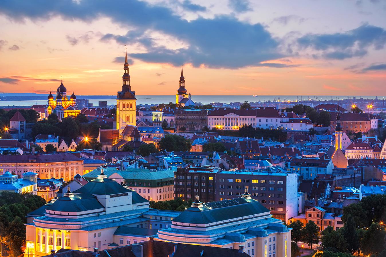 Estonia: la società più digitalizzata del mondo