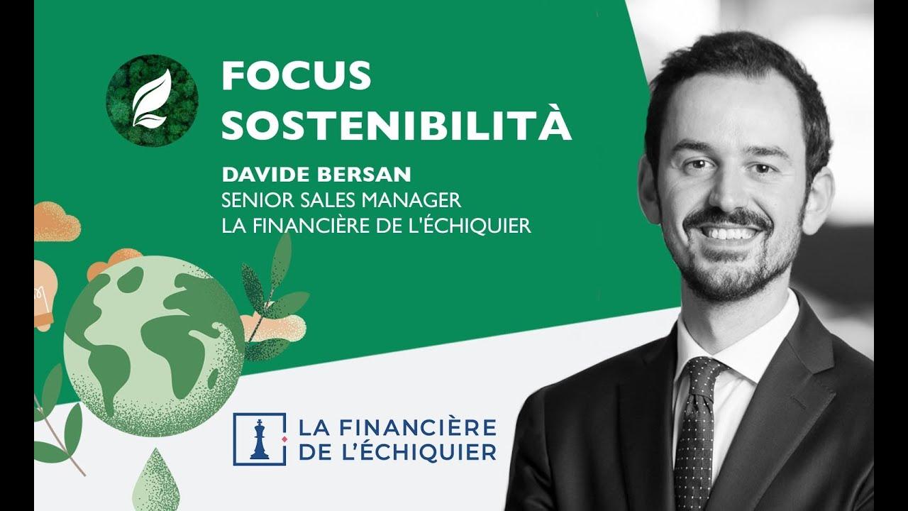 "LFDE: ""ESG e impact investing: i prossimi motori di performance"""