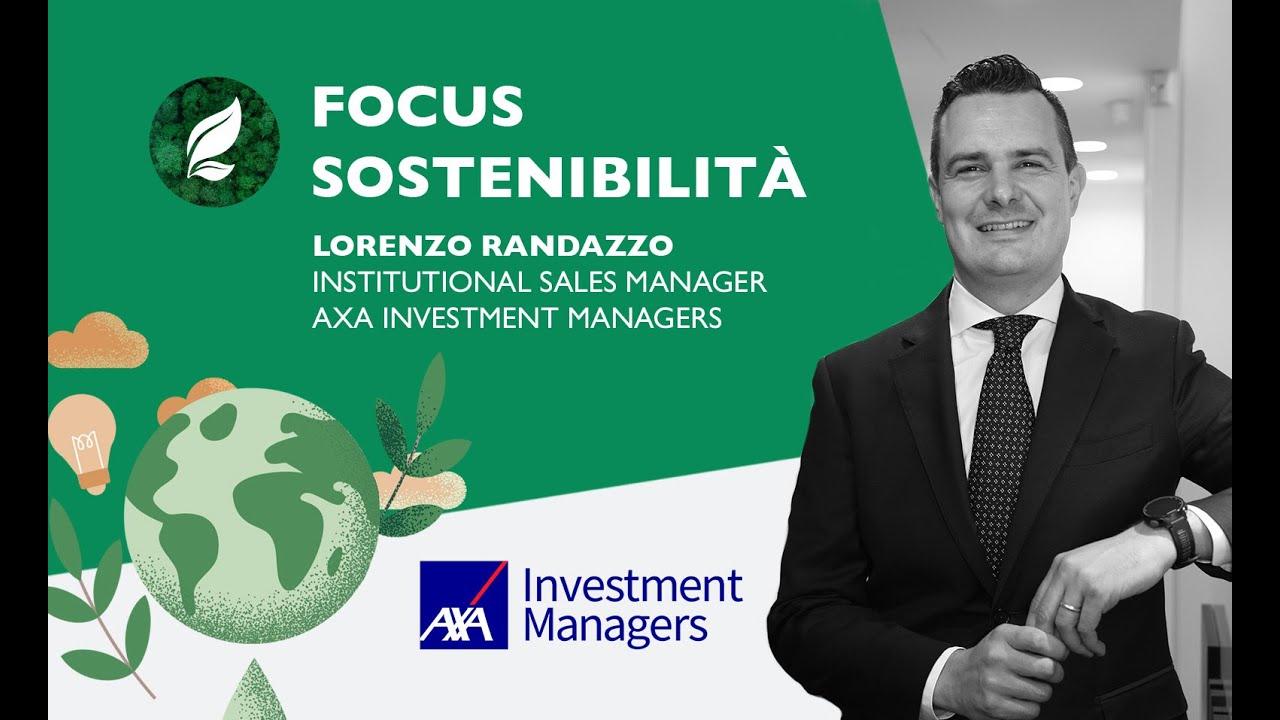 """Axa: """"Integrazione ESG e approccio sostenibile: una priorità assoluta"""""""