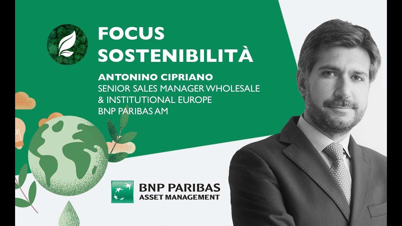 """BNP Paribas AM: """"Transizione energetica e smart food: temi dominanti del futuro"""""""