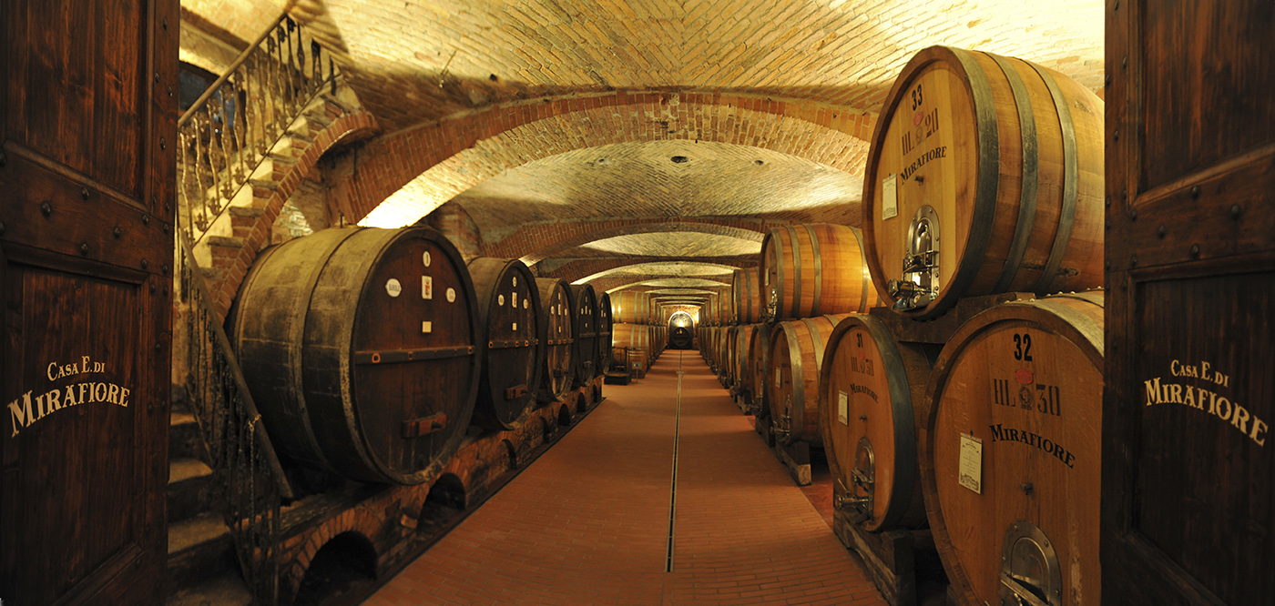 Casa E. di Mirafiore, esclusiva viticoltura biologica