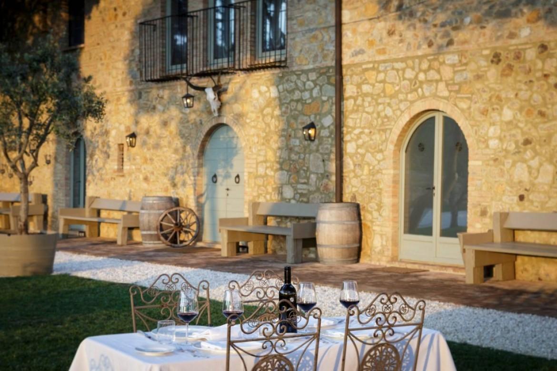 La tenuta Conti di San Bonifacio Wine Resort, nel cuore della maremma