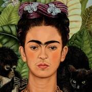 Frida Kahlo inedita a Milano