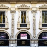 Galleria Cracco, palcoscenico per Sky Arte
