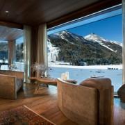 Il lusso della tradizione alpina