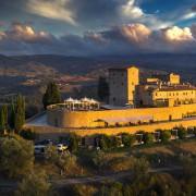 Castello di Velona, pura  eleganza