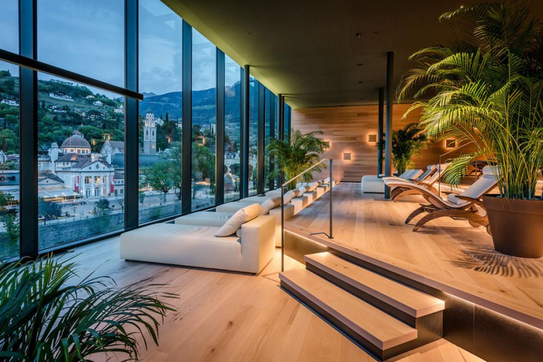Hotel Terme Merano, oasi di benessere tra le valli