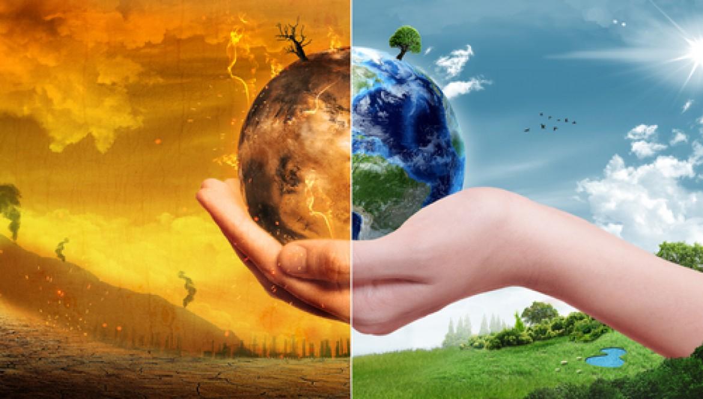 Riscaldamento globale, è il momento di agire